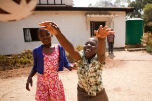 Musha Wevana children's home - Marondera, Zimbabwe