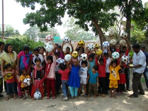 Ball Project Bangladesh