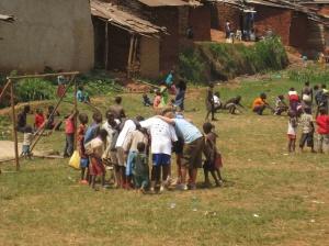 Ugandan Huddle
