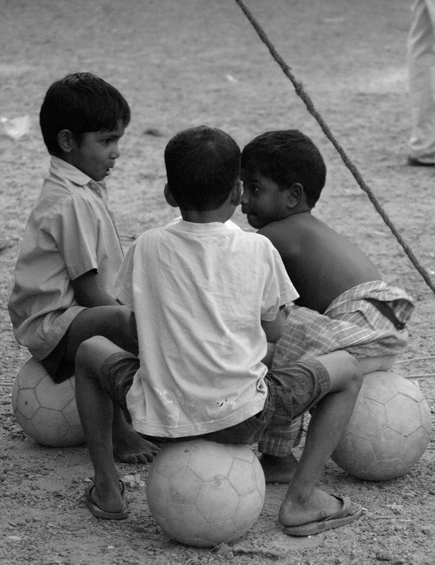 Balls & Kids