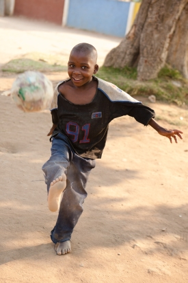 Ball Project in Africa