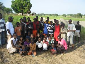 Ball Project West Africa partners
