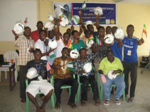Ball Project West Africa partners with new soccer balls