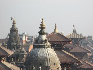 Temples in Kathmandu Nepal