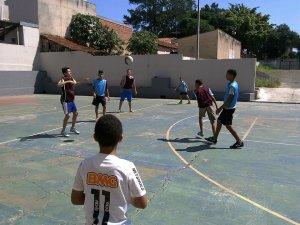 Brazilian football practice 2