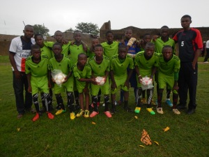 Dadin Kowa Team in Nigeria 2014