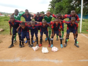 Galadimawa Team in Nigeria 2014