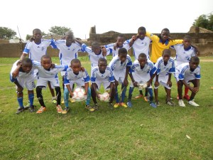 Keffi Team in Nigeria 2014