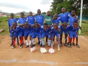Mararaba Team in Nigeria 2014