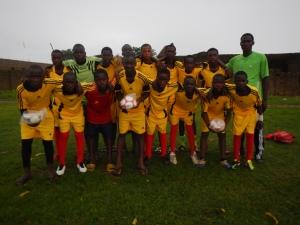 Masaka Team in Nigeria 2014