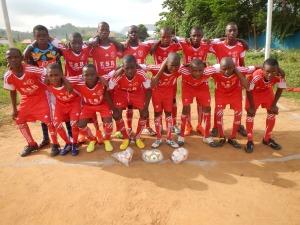 Nyanya Team in Nigeria 2014