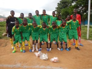 Orozo Team in Nigeria 2014