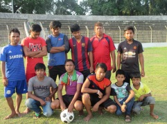 BP Bangladesh football team 2