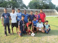 BP Bangladesh football team