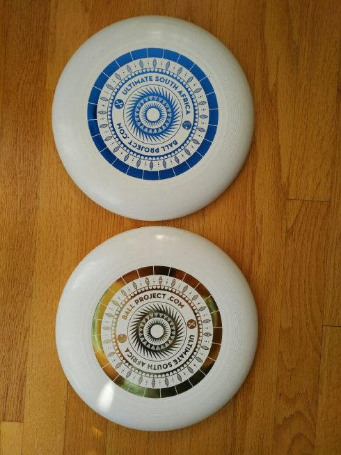 Ball Project Ultimate Frisbees Cape Twon