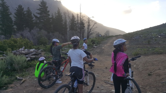 2017 Prochorus girls mountain biking