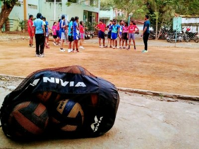 volleyball clinic 1