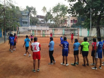 volleyball clinic 2