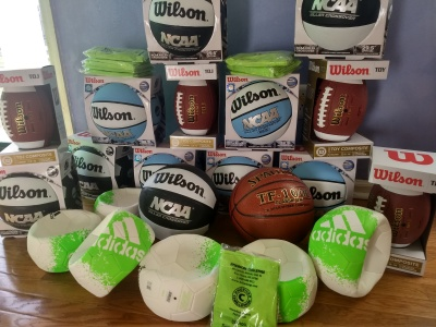 sportquest bp balls!