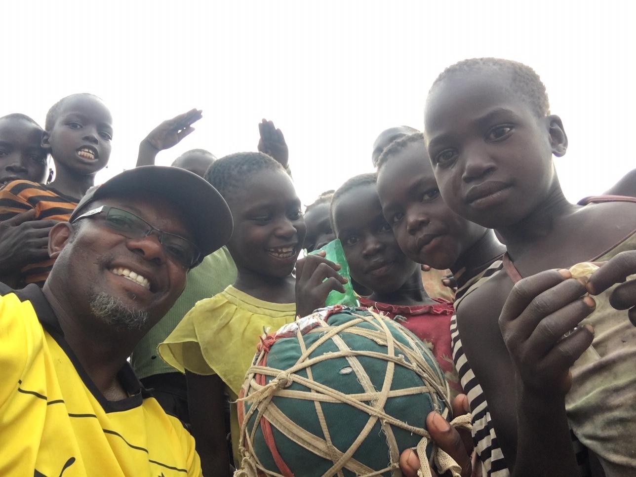 refugee camp bp uganda 2019.4