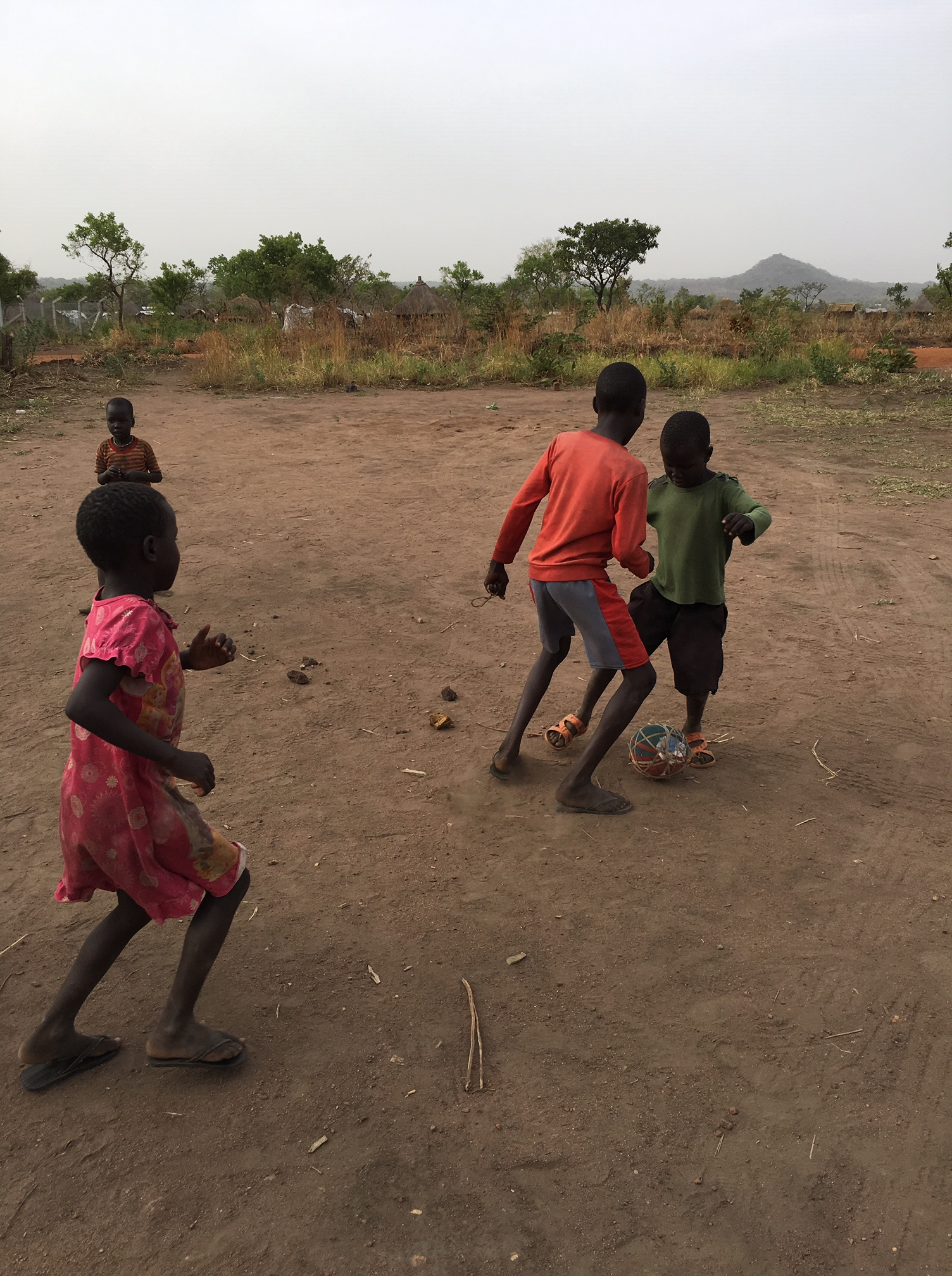 refugee camp bp uganda 2019
