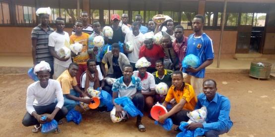 BP Mali new balls.6.2019