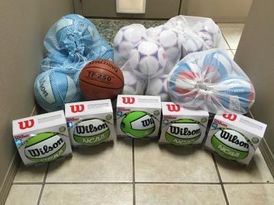 NM q3.2019 balls & equipment