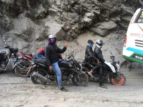bikes in Nepal