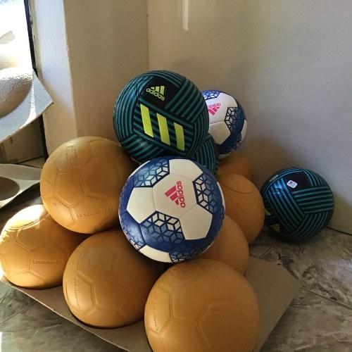 new soccer balls 3.2020